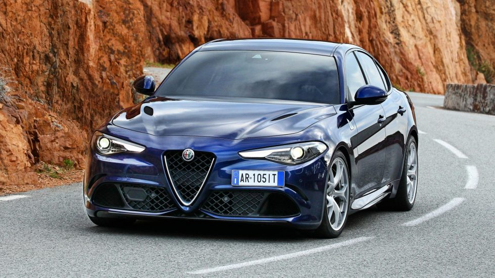 2016 Alfa Romeo Giulia QV | Supercars Index