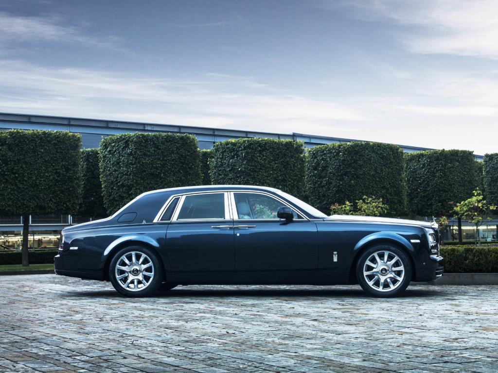 2014 Rolls-Royce Phantom Metropolitan Collection