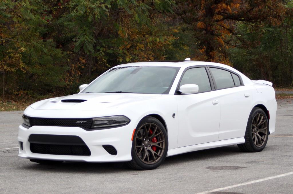 2014 Dodge Charger SRT Hellcat