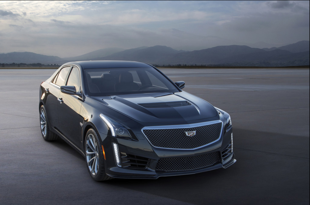 2015 Cadillac CTS-V