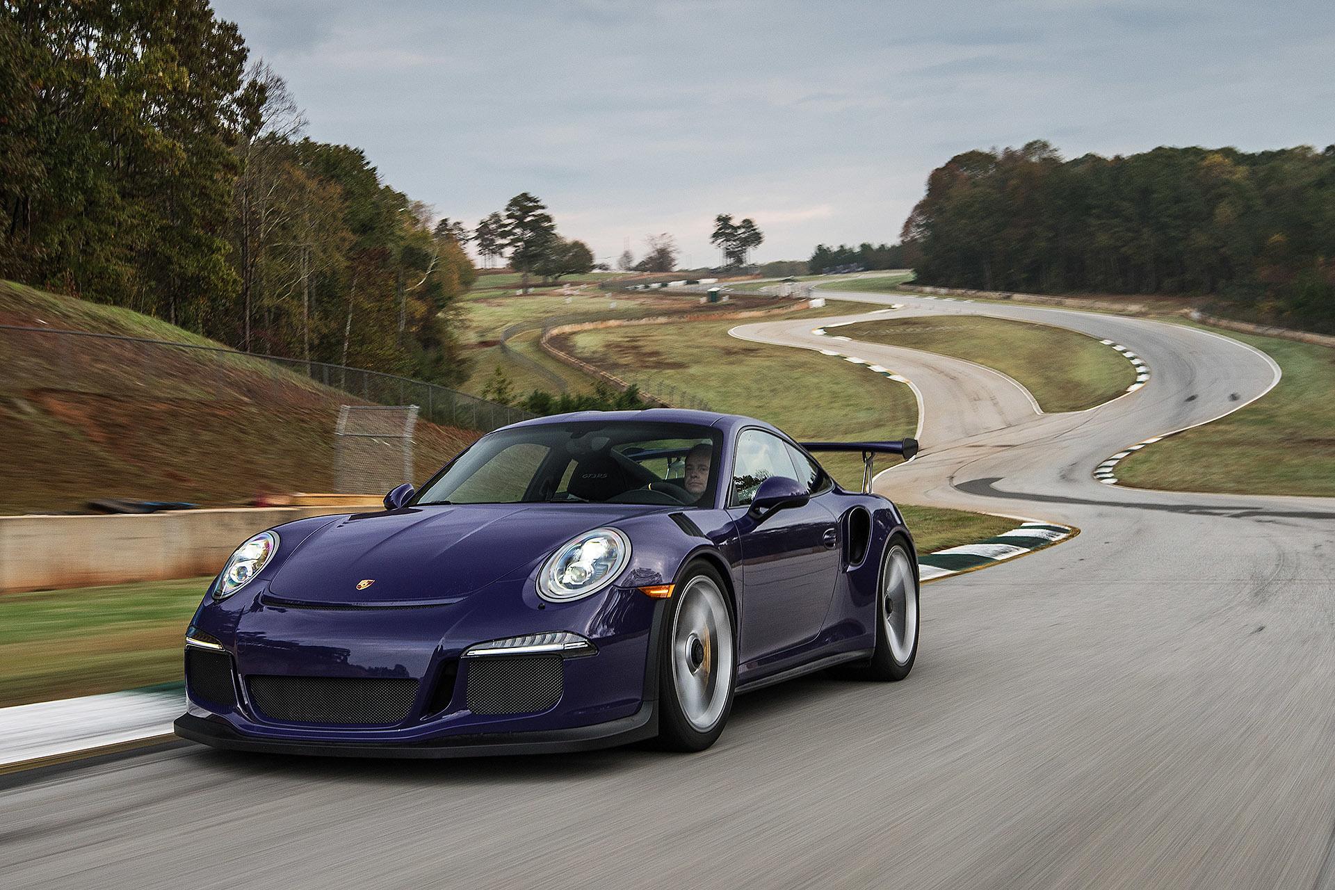 2015 Porsche 911GT3 RS