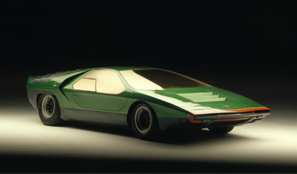 1968 Bertone Alfa Romeo Carabo