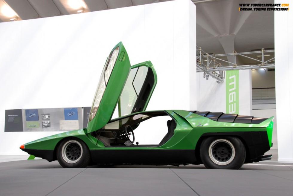 1968 bertone alfa romeo carabo supercars index