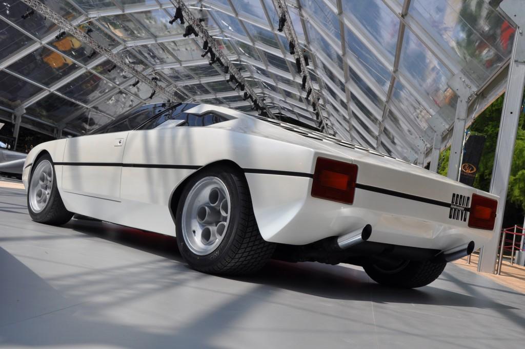 1974 Bertone Lamborghini Bravo