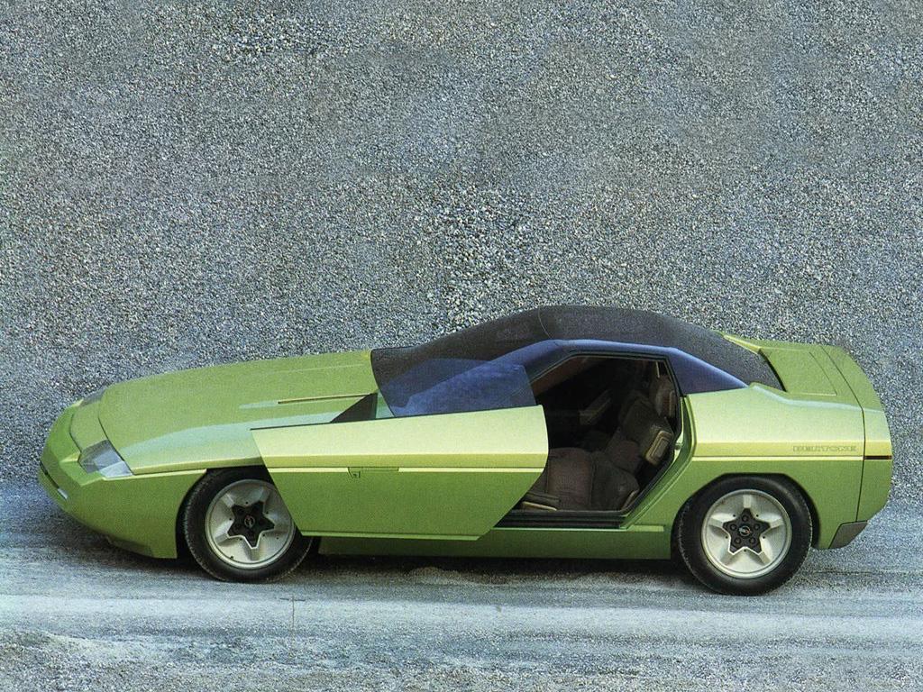 1984 Bertone Chevrolet Ramarro