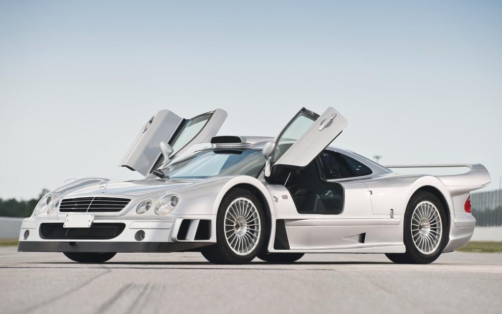 1997 Mercedes-Benz CLK GTR AMG