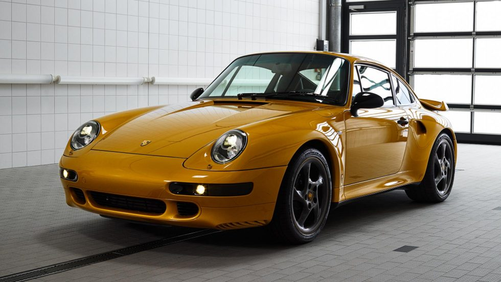 2018 1997 Porsche 911 Turbo S Classic Series