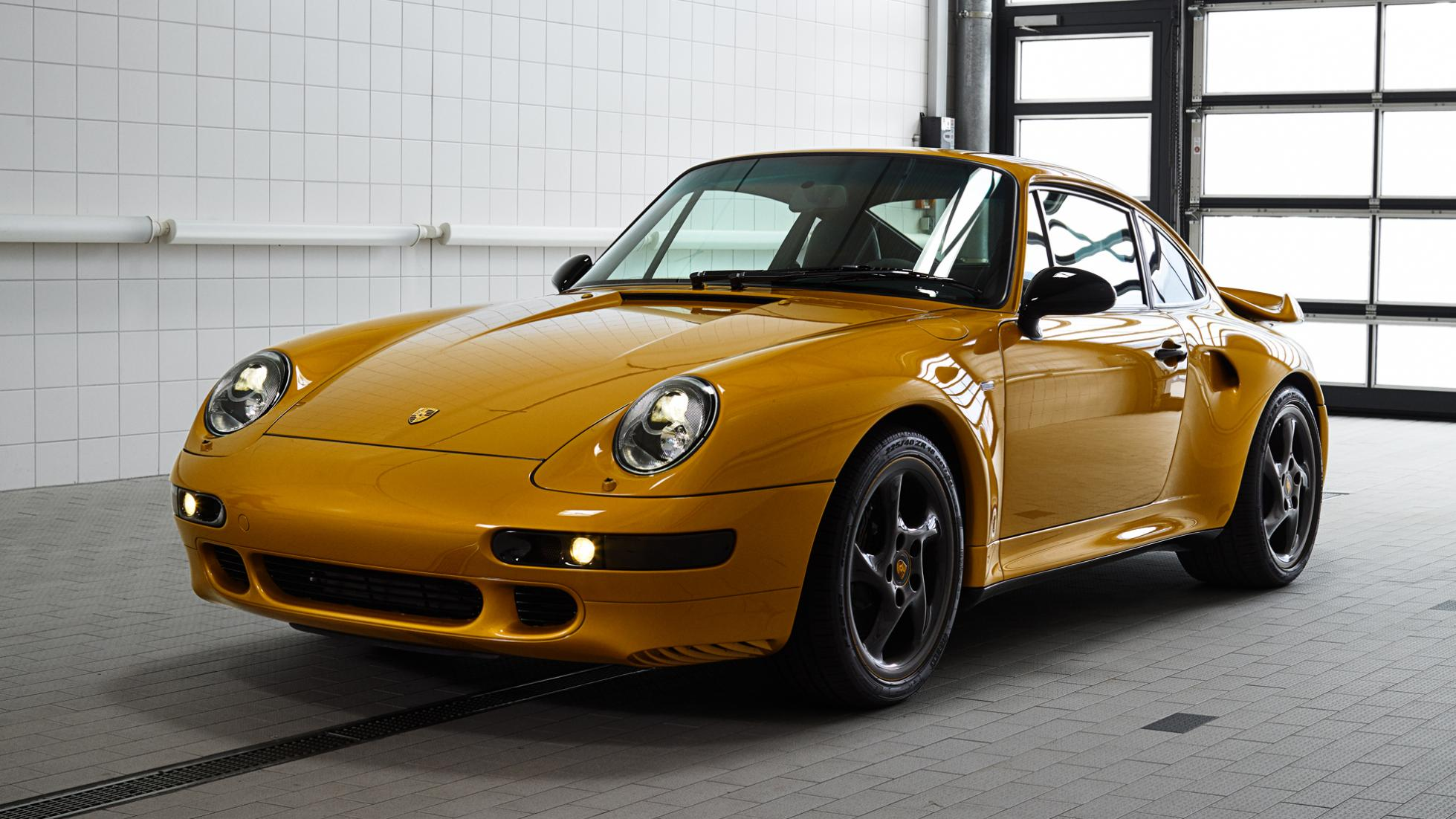 2018 1997 Porsche 911 Turbo S Classic Series