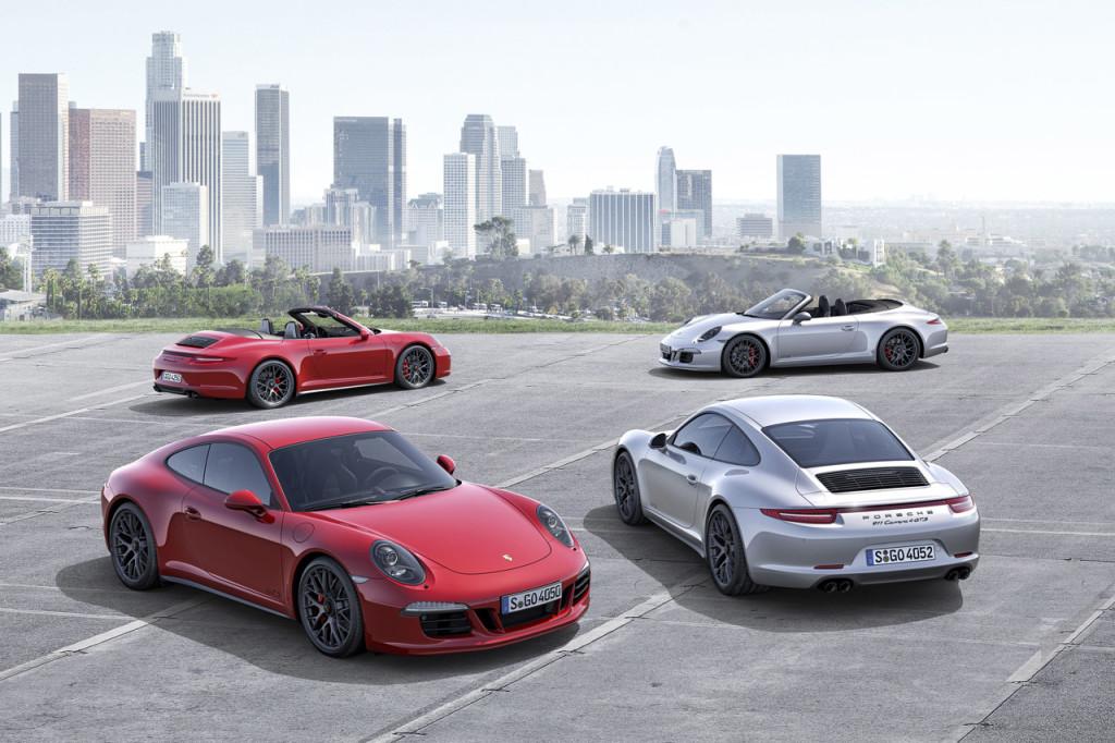 2014 Porsche 911 GTS