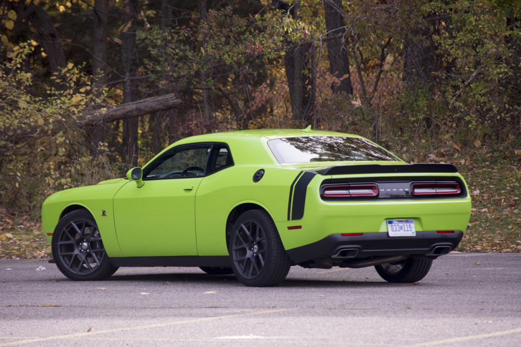 2014 Dodge Challenger R/T Scat Pack