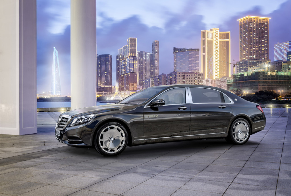 2014 Mercedes-Maybach S600
