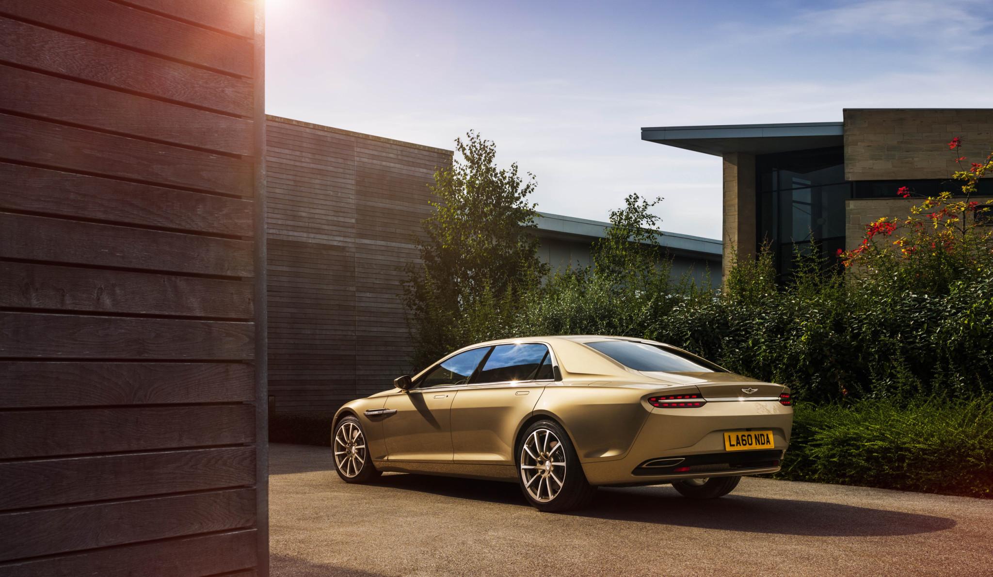 2015 Aston Martin Lagonda Taraf
