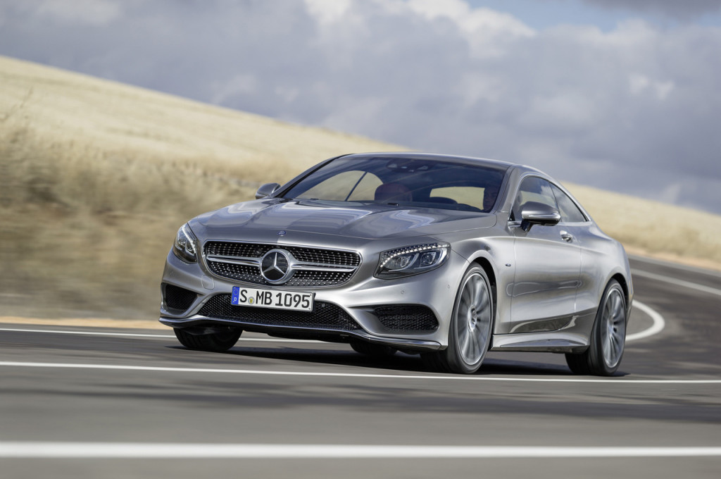 2014 Mercedes-Benz S500 Coupe