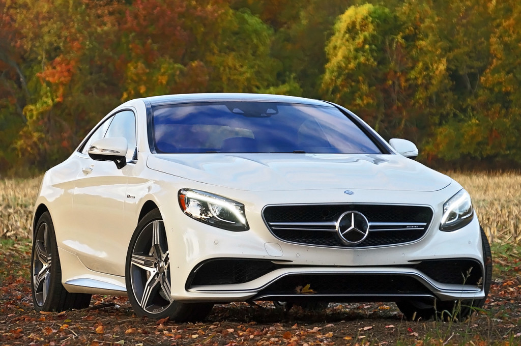 2014 Mercedes-AMG S63 Coupe