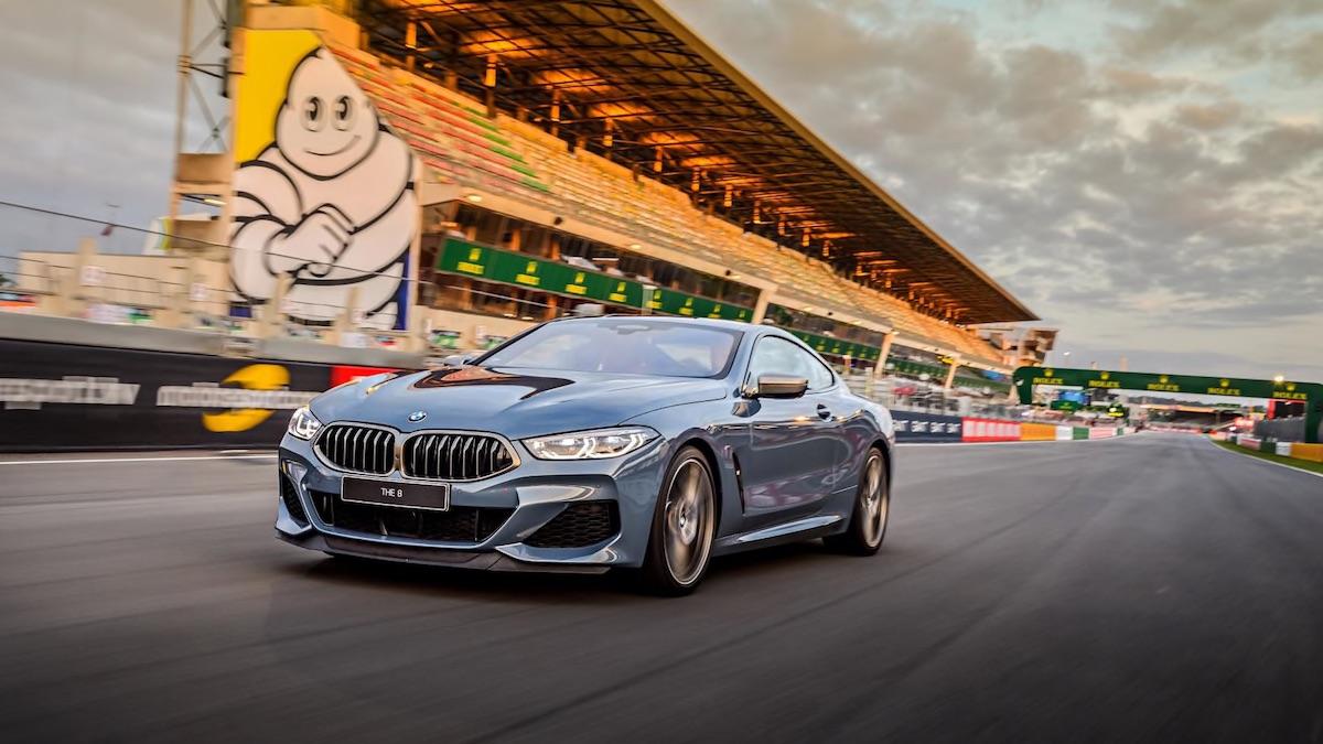 2018 BMW 850i