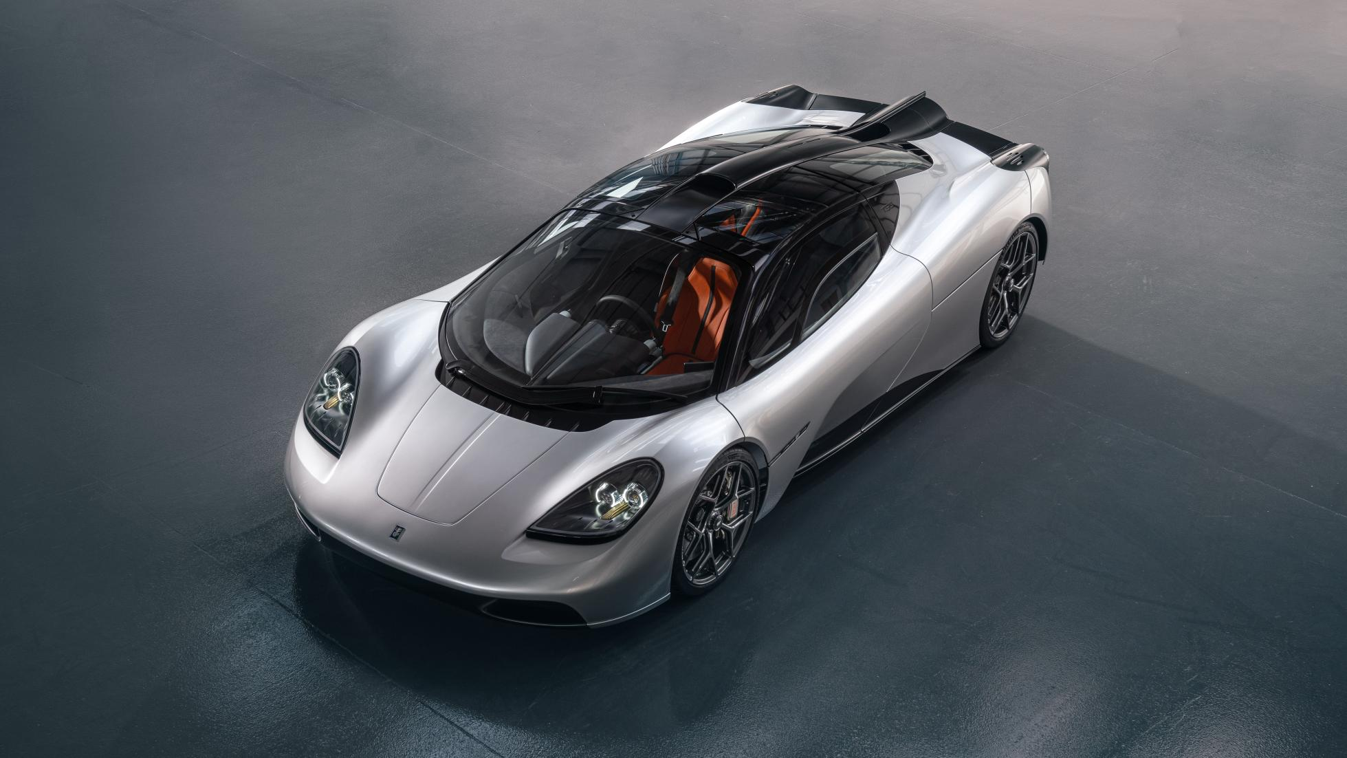 2020 Gordon Murray Automomotive T.50