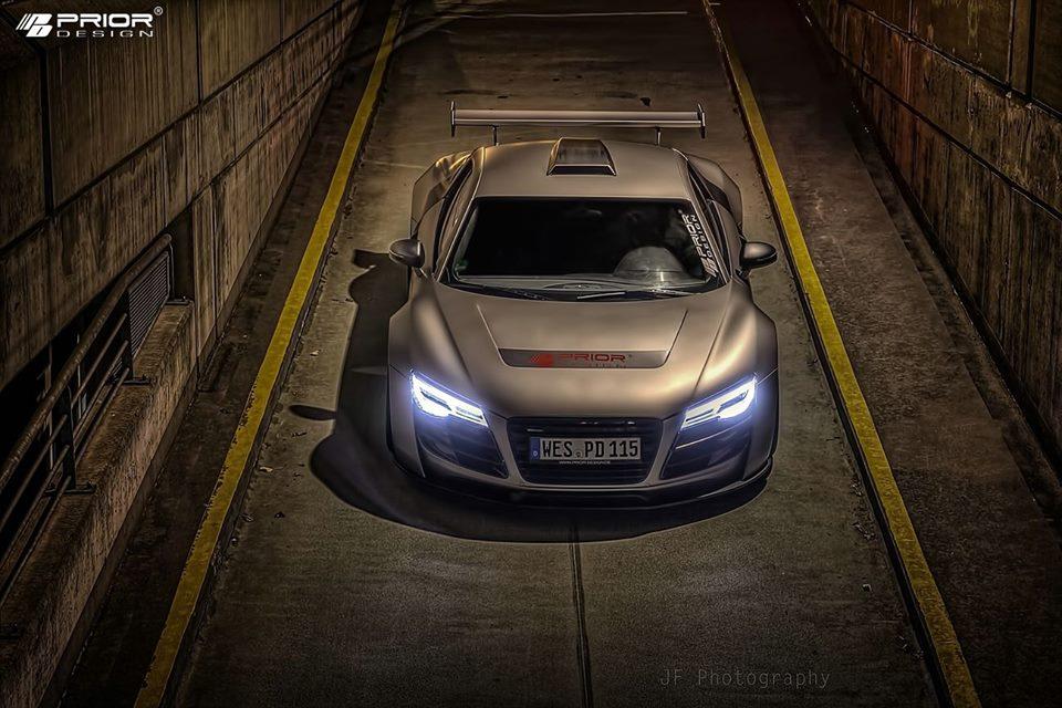 2013 Audi R8 by Prior Design