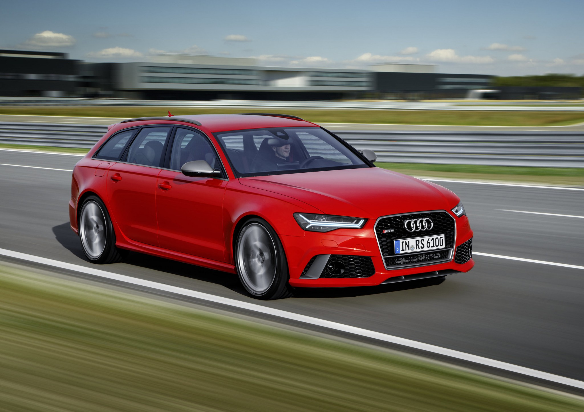 2015 Audi RS6 Avant Performance