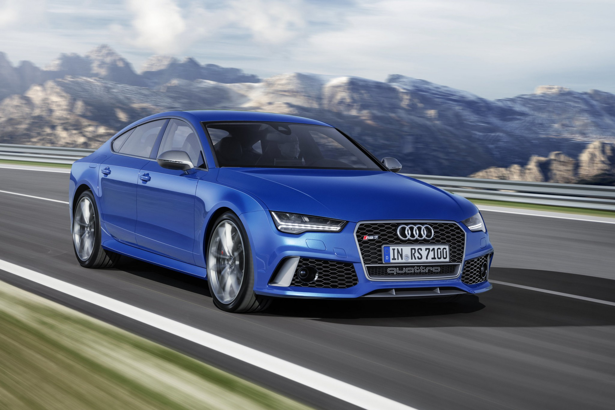2015 Audi RS7 Performance
