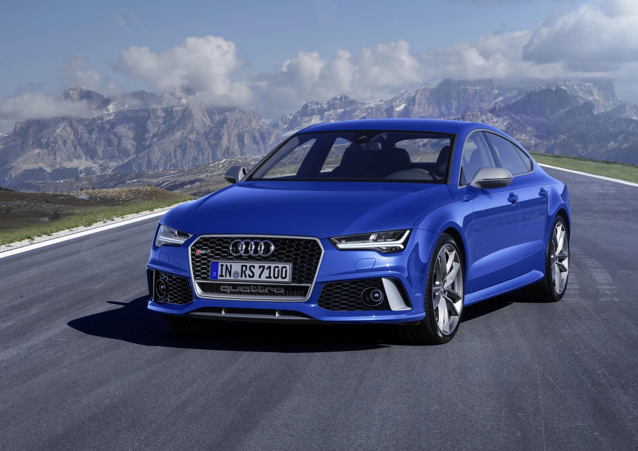 2015 Audi RS7 Performance