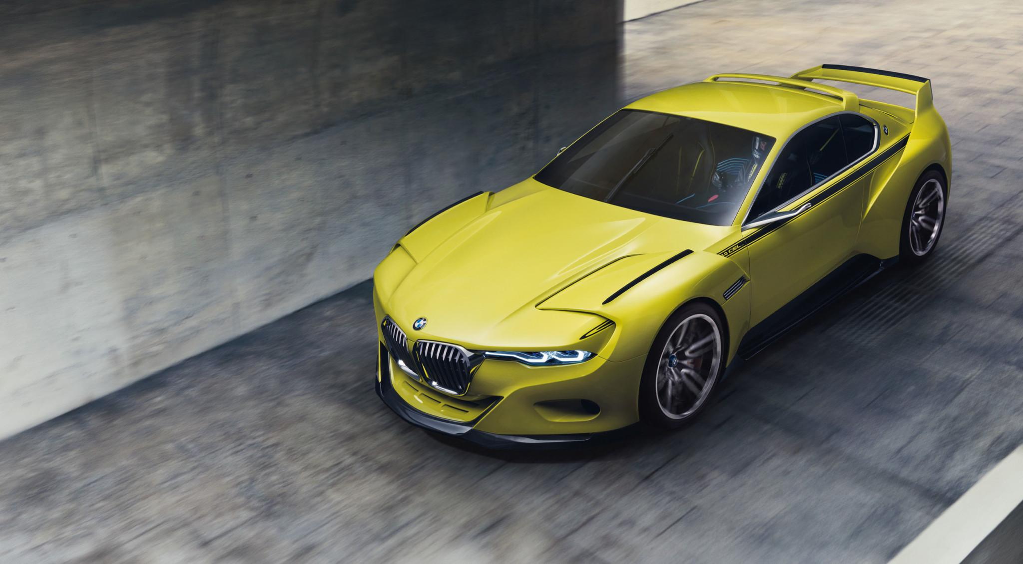 2015 BMW 3.0 CSL Hommage