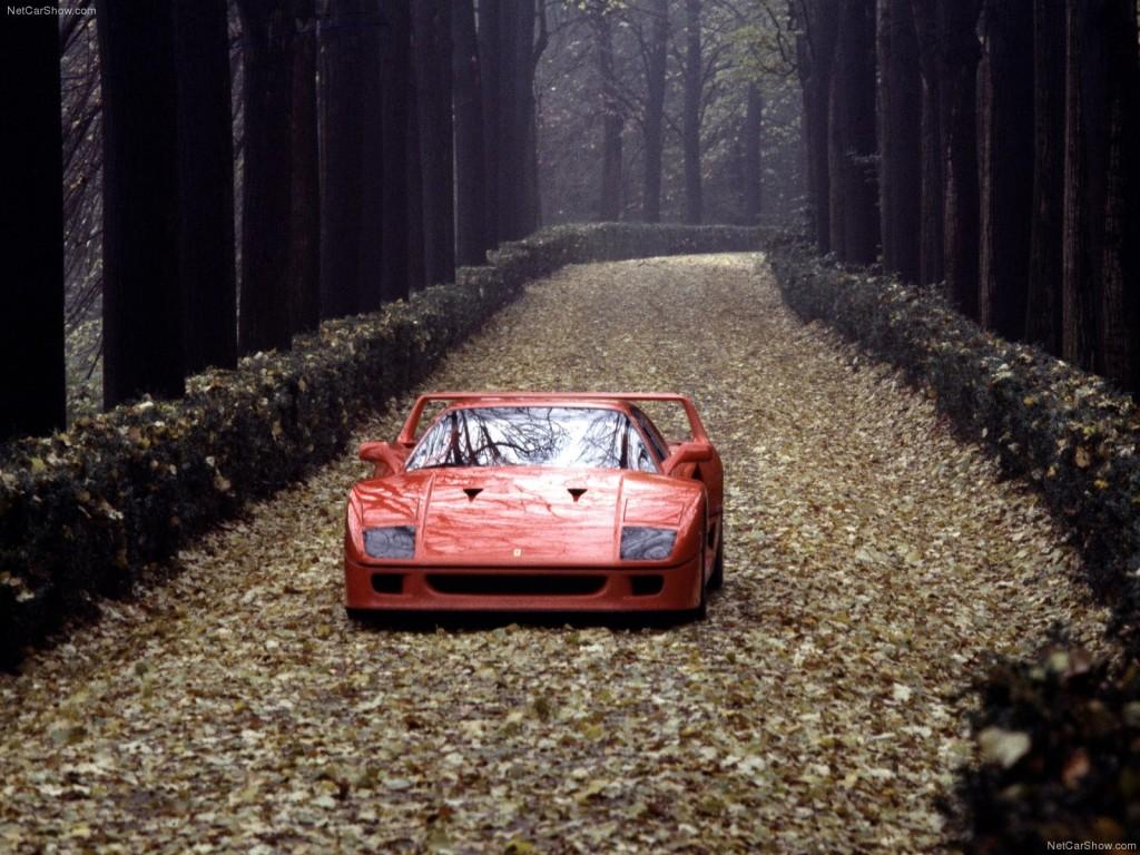 1988 Ferrari F40