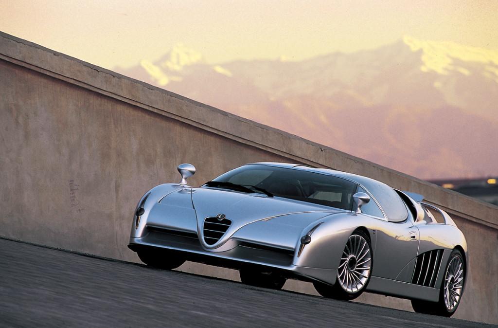 1997 Italdesign Alfa Romeo Scighera