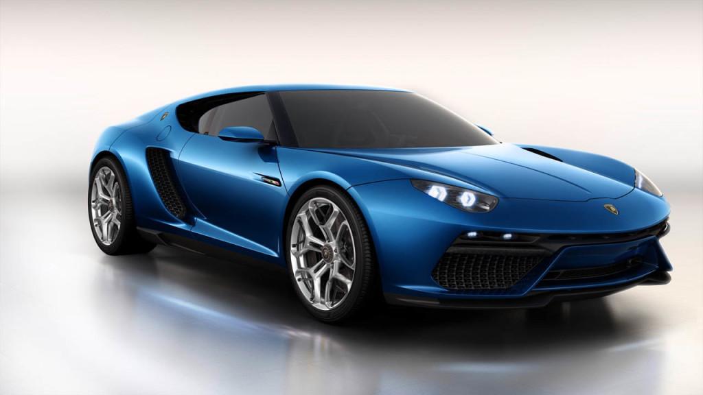 2014 Lamborghini Asterion