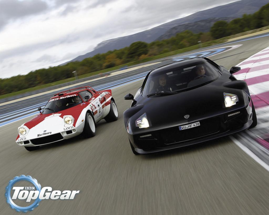 2010 Lancia New Stratos