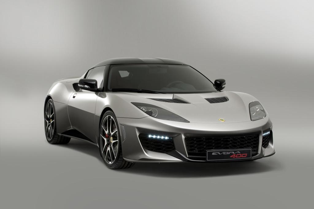 2015 Lotus Evora 400