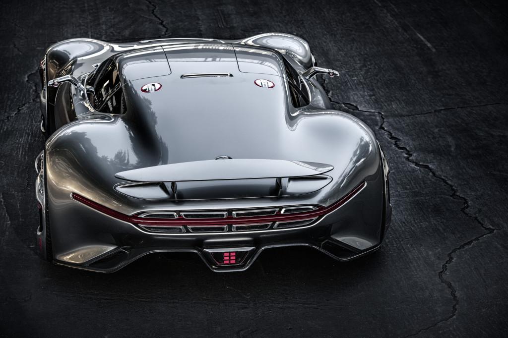 2013 Mercedes-Benz AMG Vision Gran Turismo