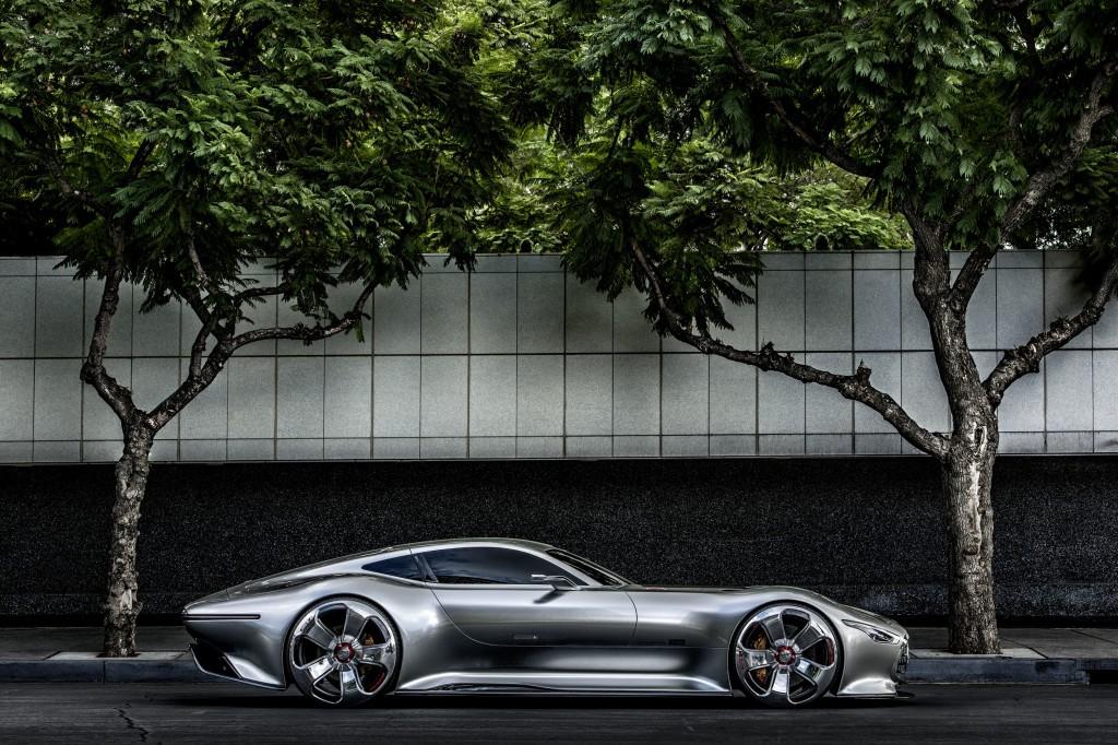 2014 Mercedes-Benz AMG Vision Gran Turismo