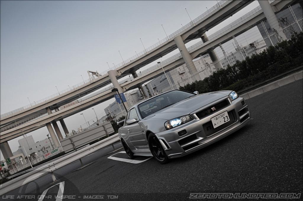 2003 NISMO Nissan Skyline R34 GT-R Z-Tune