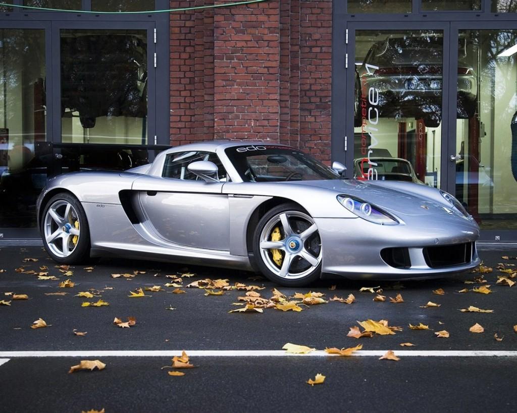 2004 Porsche Carrera GT