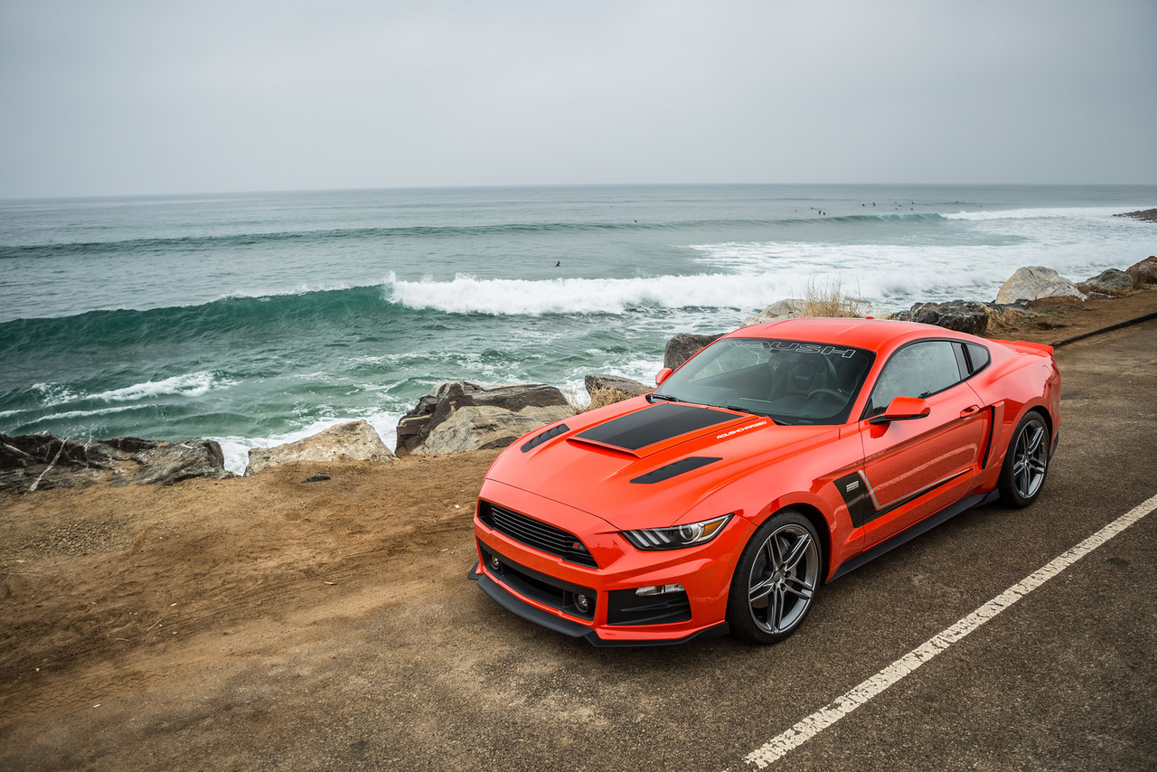 2015 Roush Mustang Stage 3